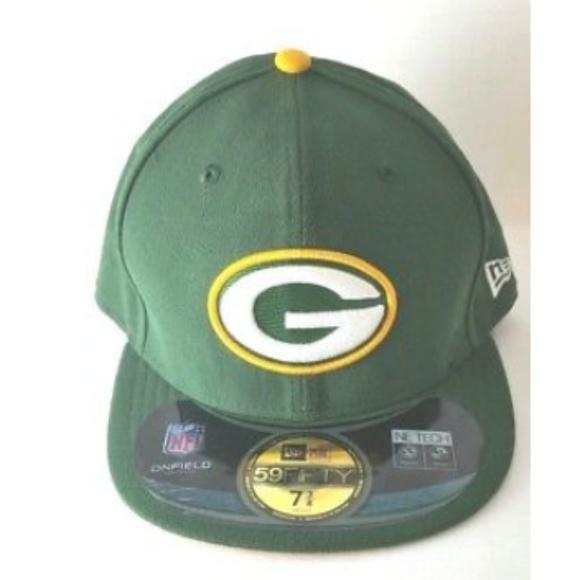 Green Bay Packers Cap Football New Era OnField d4cb920fd